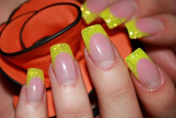 Как сделать наращивание ногтей гелем
